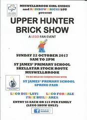 Upper Hunter Brick Show (KPowers67) Tags: hunter valley upper brick show lego fan event rainbow bricks brickfest australia nsw muswellbrook