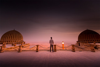 loneliness at the Mardin....................