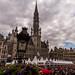 Bruxelles - Fete de la Biere Grand-Place 2015 V1