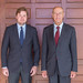 WIPO Director General Meets Head of Latvia's IP Office