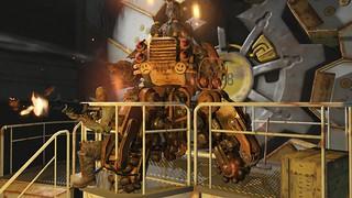 Fallout4 - Raider Vehicle