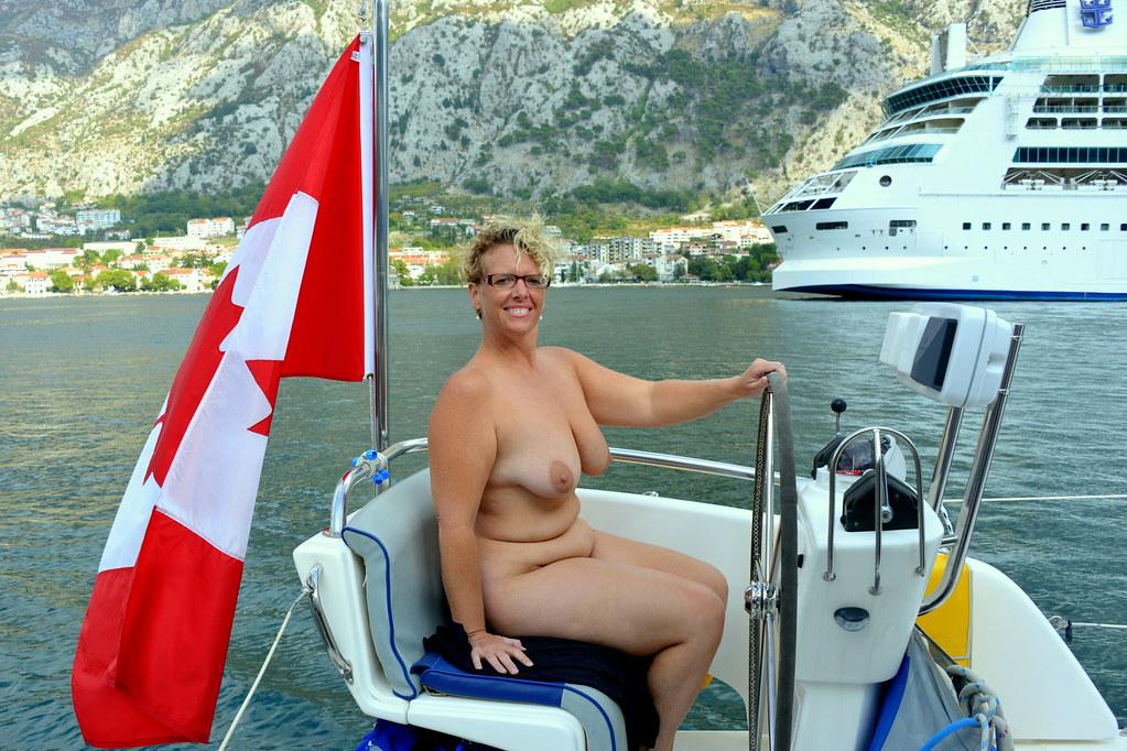 Florida nude regatta with you