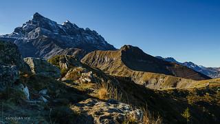 Les Dents du Midi (Switzerland)
