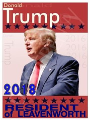 D.Trump Leavenworth (doctor075) Tags: donaldjtrump donaldjdrumpf republicanparty teaparty humourparodysatirecomedypoliticsrepublicanteapartygopfoxnews