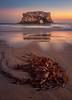 Looking for a composition (Juan Pablo J.) Tags: sunset seascape california color coast canon5dmkii coastline canon24105mmf4l landscapes longexposurephotography outdoors ocean ocaso outdoor oceano santacruz naturephotography naturalbridges