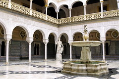 SEVILLA - LA CASA DE PILATOS (2) (mflinera) Tags: sevilla andalucia casa de pilatos palacio arquitectura