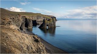 cliffs .