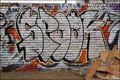 Spook (Alex Ellison) Tags: spook westlondon urban graffiti graff boobs