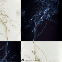 Smoke (mr.wohl) Tags: smoke plattencover plattenhülle rauch bw schwarz weis schwarzweis black white sw