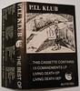 ptl klub - the best of - cassette tape (X2N) Tags: ptlklub thirteencomandments cassette tape metal punk x2n