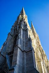 St. Patrick's Cathedral NYC (Manny Esguerra) Tags: architecture urban newyork stpatrickscathedralnyc travel city
