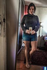 Favourite dress code (Melissa Maples) Tags: antalya turkey türkiye asia 土耳其 apple iphone iphone6 cameraphone me melissa maples selfportrait woman brunette reflection photographer mirror ootd autumn