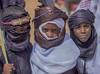 3 friends (Hannes Rada) Tags: niger tuareg boys friends agadez
