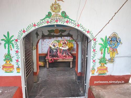 Durga - Madhab - Narayani Temple