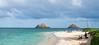 White Sandy Beach (thedailyjaw) Tags: hawaii oahu paradise islandlife d610 nikon beachlife beach pacific lanai lanikai whitesandybeaches lanaibeach lanikaipillboxes sailboats sailing reef oceanblue ocean aloha mahalo hike trail surf surfers clouds nebulous islands