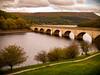 Ashopton Bridge Autumn (patrica.evans3) Tags: peak district landscape water autumn cannon trees