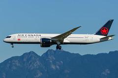 CYVR - Air Canada B787-9 Dreamliner C-FRTG (CKwok Photography) Tags: yvr cyvr aircanadab787 dreamliner cfrtg