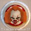 Stephen King It Evil Clown Cake