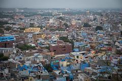 Rajasthan - Jodhpur - blue city- Mehrangharh Fort-7-2