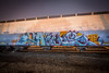 Onism (dogslobber) Tags: freight train graffiti art freights trains paint piece spray spraypaint