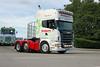 TV018151-Manchester. (day 192) Tags: manchester manchestercityfootballclub mcfc etihadstadium greatnorthwesttruckshow truckshow transportrally transportshow truck wagon lorries lorry redgate scania r500tom