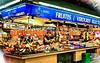 Fruit and Veg stall. (MickyFlick) Tags: mercatdesantjosepdelaboqueria laboqueria larambla lasramblas indoormarket foodmarket ciudadvieja barcelona catalonia cataluña catalunya