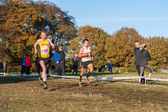 DSC_0171 (Adrian Royle) Tags: mansfield berryhillpark sport athletics running racing relays xc crosscountry ecca nationalcrosscountryrelays athletes runners action clubs park autumn nikon