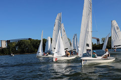 IMG_0536 (Foundry216) Tags: sailing sailor lake erie sail c420 water sports thisiscle cleveland