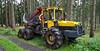 - W130K - (Jac Hardyy) Tags: w130k 6rad 6wheel forestry machine machines multipurpose forest skidder yellow welte forstmaschine kombimaschine wheel wheels forstfahrzeug forstfahrzeuge equipment wald kran kranmaschine seilmaschine gelb crane