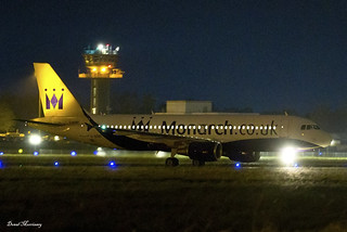 Monarch Airlines A320-200 G-OZBY