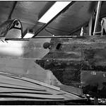 Fuselage, P-40 Curtiss Warhawk Restoration, Glenn Curtiss Museum, October 11, 2017 thumbnail
