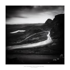 Isle of Skye III  - Quiraing (Passie13(Ines van Megen-Thijssen)) Tags: anteileansgitheanach eileanacheò isleofskye quiraing schotland schottland skye trotternish eiland isle highlands scotland canon inesvanmegen inesvanmegenthijssen