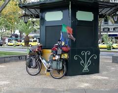 Prêt pour le grand voyage (Iris@photos) Tags: vélo cyclotourisme bicyclette