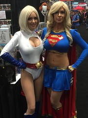 Super/Power (Honky275) Tags: supergirl powergirl