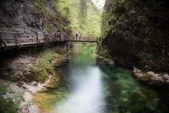 Gola del Vintgar (Silver_63) Tags: slovenia gola fiume