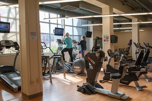 McKinstry Fitness Center