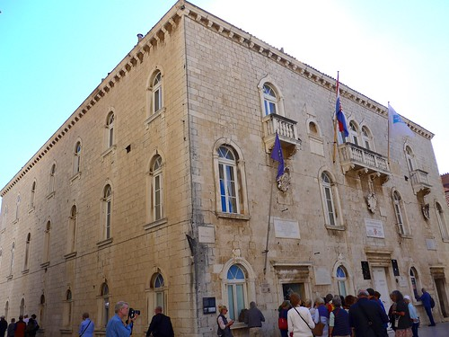 Town hall, Trogir, Croatia