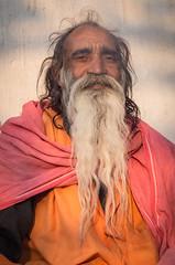 Rajasthan - Pushkar - Outskirts Holy Man-6