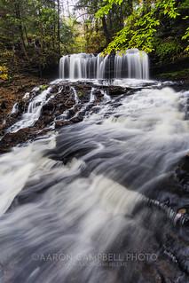 Mohawk Falls, 2017.10.14
