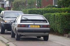 1983 Volkswagen Scirocco GT (Dirk A.) Tags: sidecode4 onk kg19vl 1983 volkswagen scirocco gt