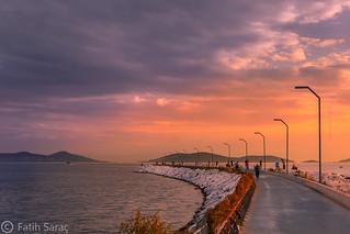 Sunset/ Günbatımı