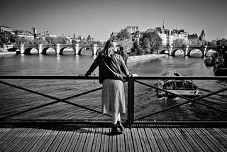 #Paris #PontDesArts Sunnny day in Paris..video coming soon! #Leica #LeicaCamera