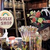 Lolly Shop (Flamenco Sun) Tags: evil lolly treacletart sweets candy trap snare horror childcatcher chittychittybangbang helpman