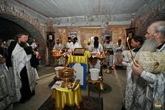 09. Первая литургия в с. Адамовка