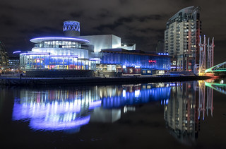 Quays Theatre, The Lowry