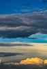 Shades of life! (senguptapulak) Tags: golden blue himmel blau gray skyscape monsoon india cloud evening