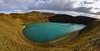 Viti (Oliver Noggler) Tags: norðurlandeystra island is viti krafla vulkan see lake green grün kratersee iceland
