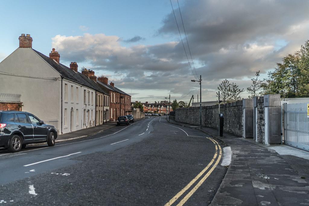 GRANGEGORMAN AREA OF DUBLIN [PHOTOGRAPHED OCTOBER 2017]-133458