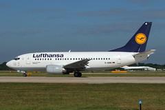 Lufthansa - Boeing 737-530 - D-ABIE 'Hildesheim' (Andy2982) Tags: airliner lufthansa boeing737530 dabie hildesheim cn248191979 manchesterairport