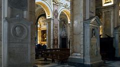 View across nave, San Luigi dei Francesi